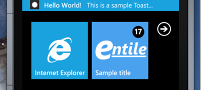 Entile – From Zero to Toast in 5 minutes